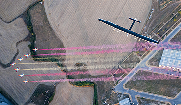 Solar Impulse, the Impossible Round the World Mission (France)