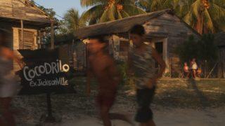 Film still of the film Cocodrilo, directed by Pietro Luigi Capoluongo, Visions du Réel 2016