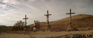 Film still of the film Jesus Town, USA, directed by Billie Mintz, Julian Pinder, Visions du Réel 2016