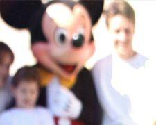 Film still of the film Disneyland, directed by Arnaud des Pallières, Visions du Réel 2012