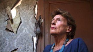 Film still of the film Six portraits XL: Portraitn°1 Jacquotte, directed by Alain Cavalier, Visions du Réel 2017