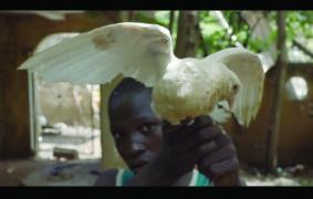 Film still of the film Qui es-tu Octobre ?, directed by Julie Jaroszewski, Visions du Réel 2017