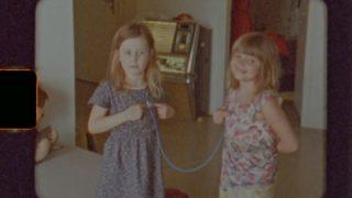 Film still of the film Hypertable - Essay on Friendship, directed by Filippo Filliger, Visions du Réel 2017
