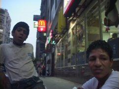Film still of the film Karim, directed by Omar El Shamy, Visions du Réel 2012