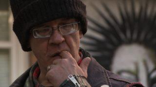 Film still of the film The Punk Syndrome, directed by JP Passi, Jukka Kärkkäinen, Visions du Réel 2012