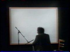 Film still of the film Changer d'image, directed by Jean-Luc Godard, Visions du Réel 2012