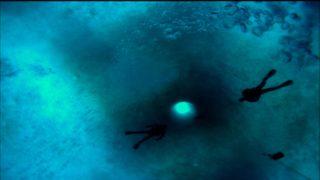 Film still of the film The Wild Blue Yonder, directed by Werner Herzog, Visions du Réel 2019