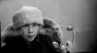 Film still of the film Prière pour une mitaine perdue, directed by Jean-François Lesage, Visions du Réel 2020